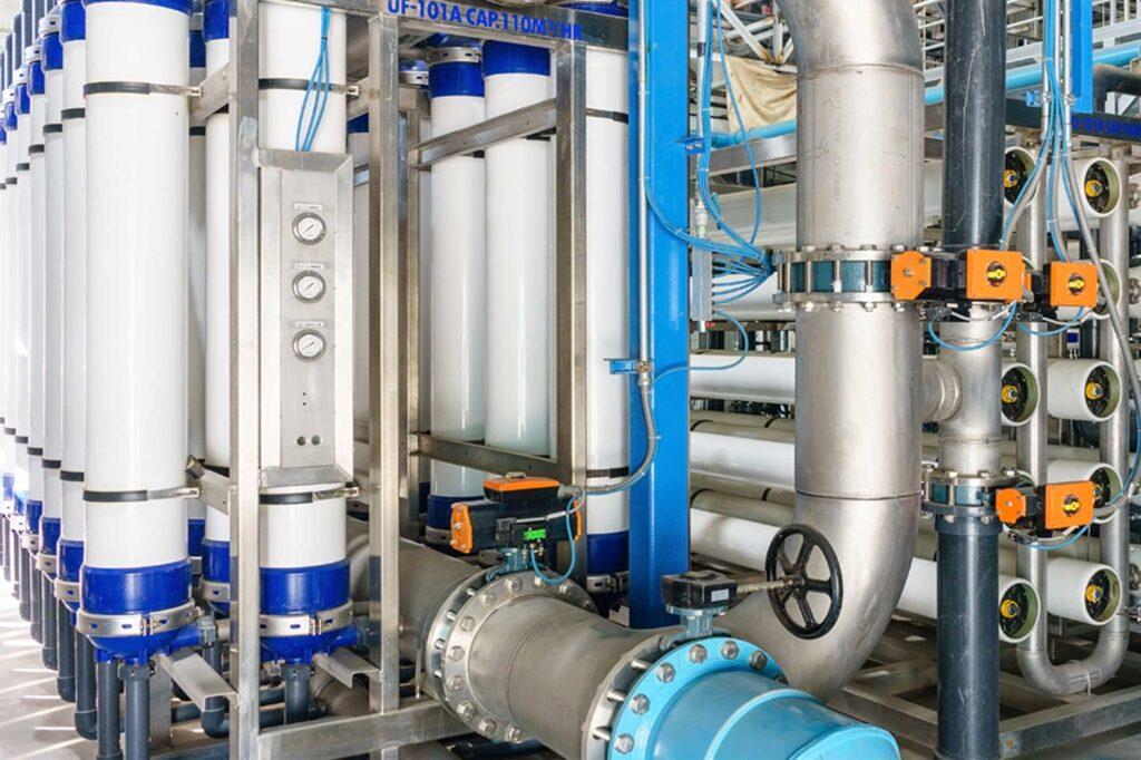 آندهای الکترودیونیزاسیون آب